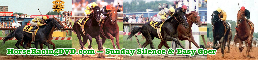 Sunday Silence & Easy Goer