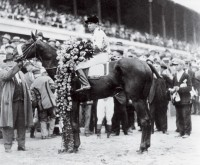 BLACK GOLD's MISSING 1924 KENTUCKY DERBY TROPHY